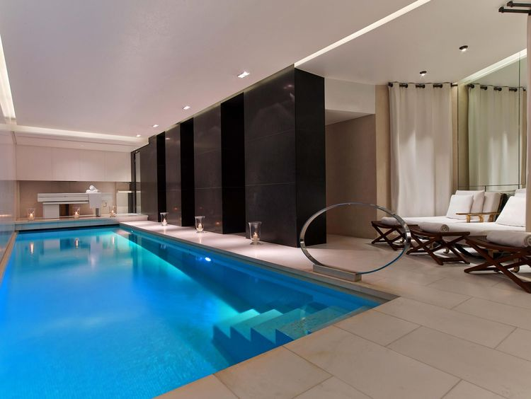 Le Metropolitan Swimming pool & Spa